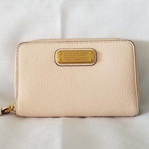 Marc by Marc Jacobs Leather Wristlet